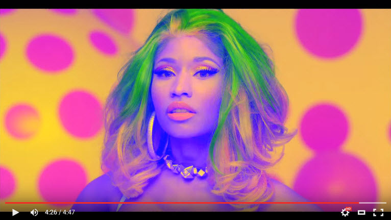 Nicki Minaj, Cassie - The Boys3