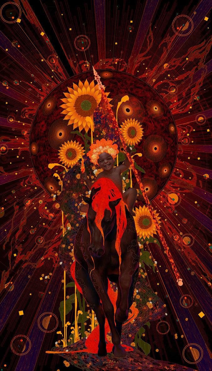 19-Tarot-Sun