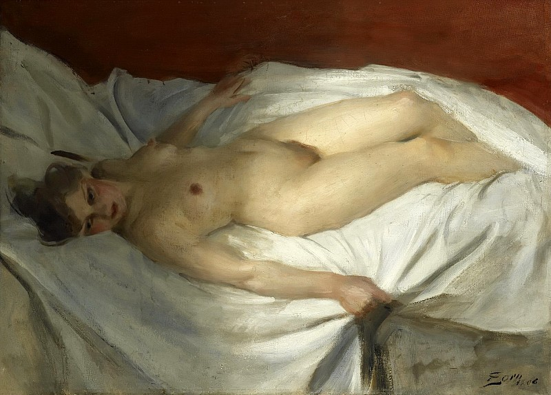Anders Zorn -THE AWAKENING