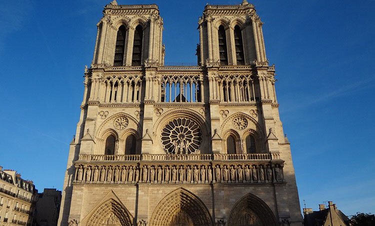 巴黎聖母院1