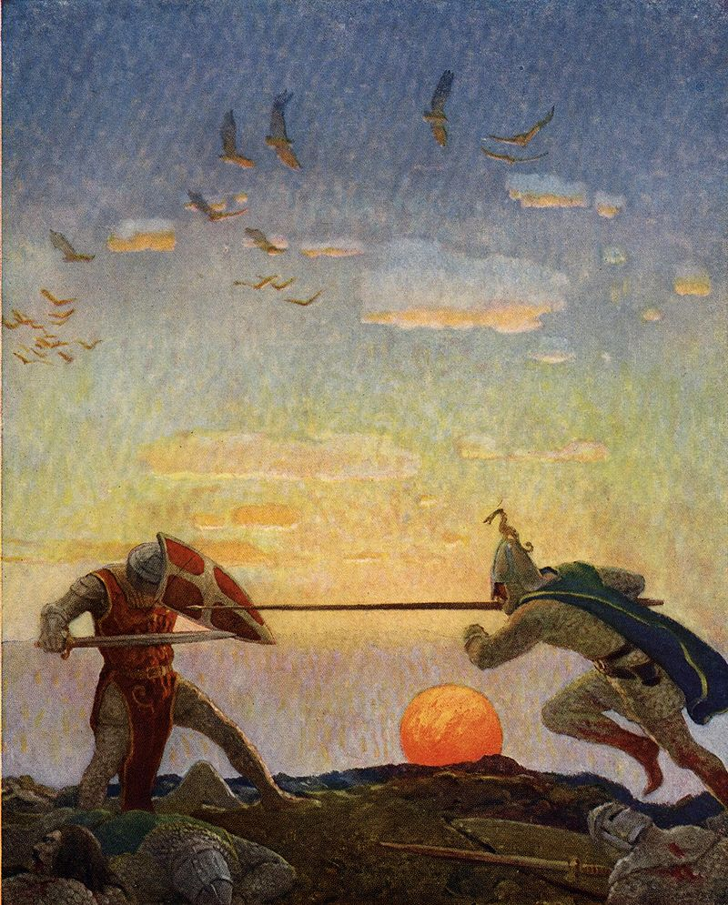 800px-Boys_King_Arthur_-_N._C._Wyeth_-_p306